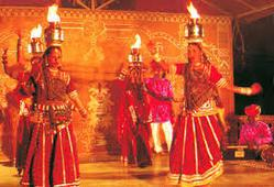 dances of rajasthan