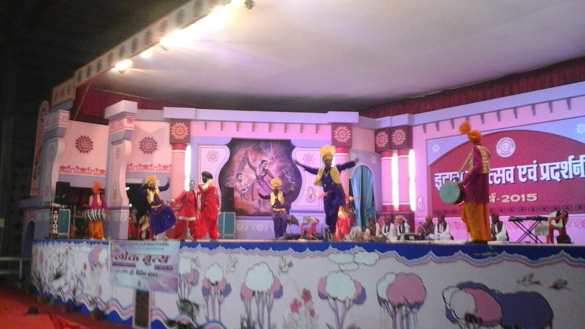 Punjabi Group Bhangra